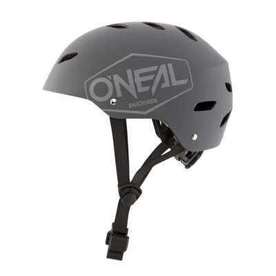 Kaciga Oneal Dirt Lid Youth PLAIN gray L (51-52cm)