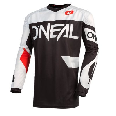 Dres ONeal Element RACEWEAR Black/White M