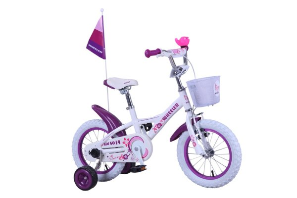 """Wheeler bicikl dječiji ženski 14"""""""