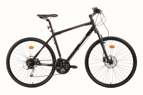 "Wheeler bicikl Cross Go-1 Men 24-br 22"""