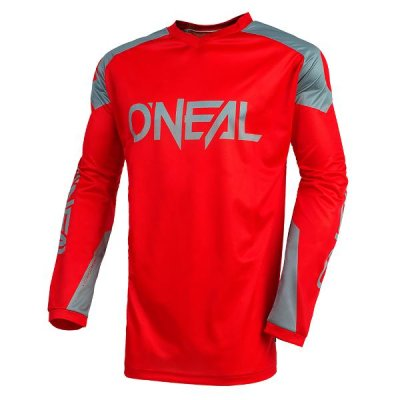 Dres ONeal Matrix Riderwear Red/Gray M