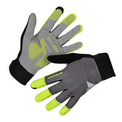 Endura rukavice Windchill II yellow XL