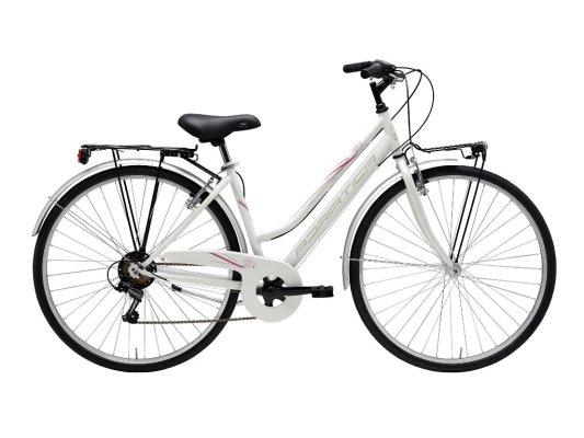 """Adriatica bicikl MOVIE 28"""" 6-br lady bijeli"""