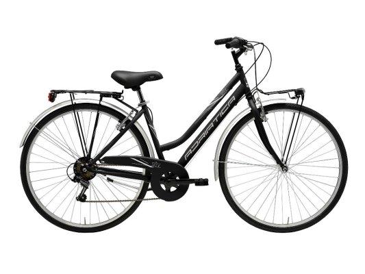 "Adriatica bicikl MOVIE 28"" 6-br lady crni"