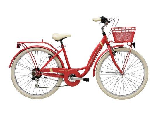 "Adriatica bicikl PANDA 26"" 6-br lady crveni"