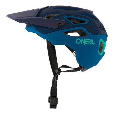 Kaciga O'Neal Pike 2.0 SOLID Blue/Teal S/M