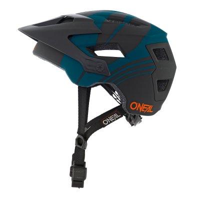 Kaciga Oneal Defender 2.0 NOVA Petrol/Orange L/XL (58-61cm)