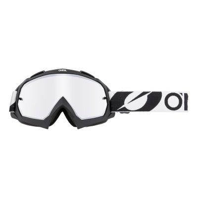 Goggle O'Neal B-10 TWOFACE black mirror