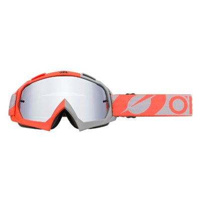 Goggle O'Neal B-10 TWOFACE orange/gray mirror