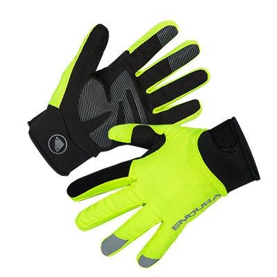 Endura rukavice Strike Yellow L
