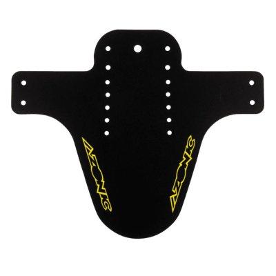 Blatobran Azonic Splatter Fender LOGO blk/yellow