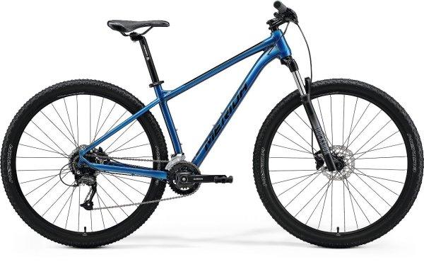"""Merida bicikl Big.Nine 60-3X M(17"""") Blue 2021."""