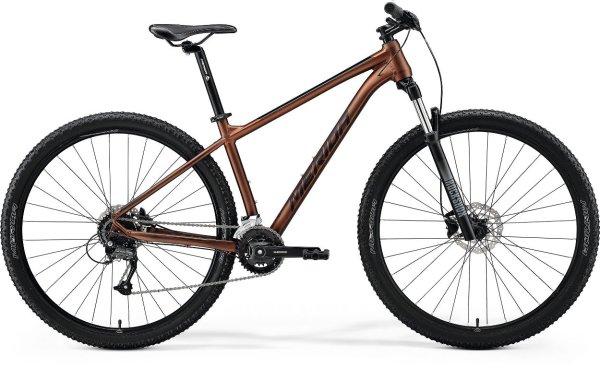 """Merida bicikl Big.Nine 60-3X L(18.5"""") Bronze 2021."""
