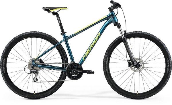 """Merida bicikl Big.Nine 20 M(17"""") Blue 2021."""