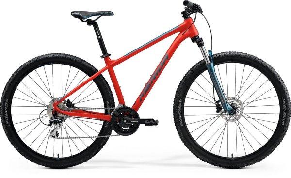 """Merida bicikl Big.Nine 20 M(17"""") Red 2021."""