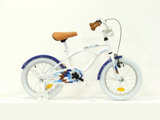 """Neuzer bicikl dječiji Cruiser 16"""" Bijeli"""