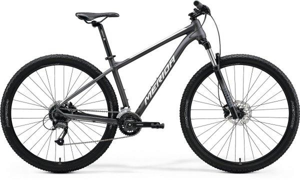 """Merida bicikl Big.Nine 60-2X L(18.5"""") Antracit 2021."""