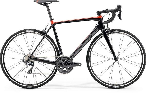 Merida bicikl Scultura Limited CF4 Black/Red 52cm