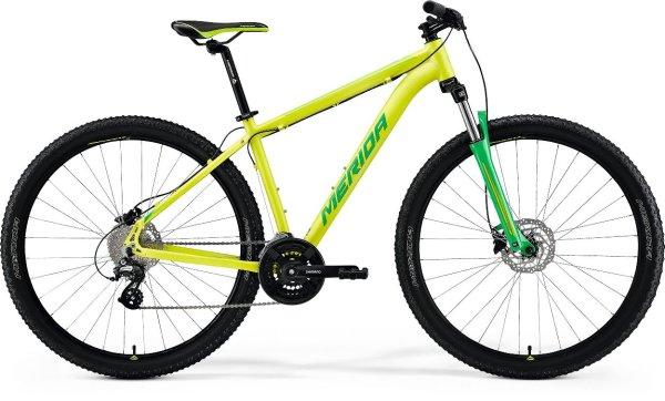 "Merida bicikl Big.Nine 15 M(17"") Lime/Green 2021."