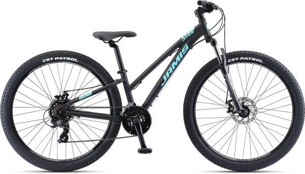 "Jamis bicikl Divide Step-Over 27.5"" 14"" Black 2021."