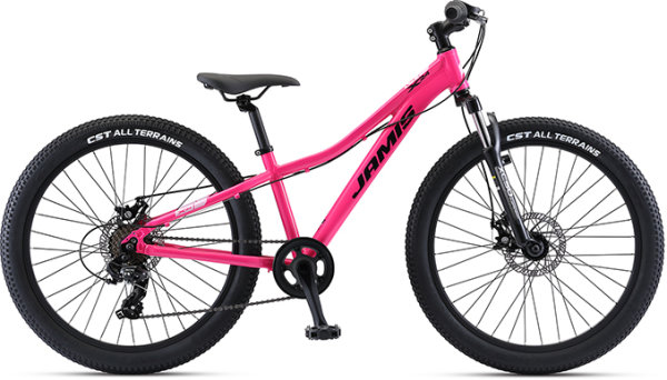 "Jamis bicikl X.24 Disk 14br. 12"" Pink 2021."