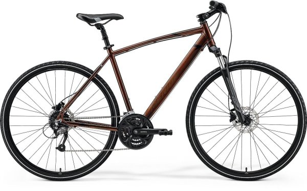 Merida bicikl Crossway 40 XL(58cm) Brown 2021.