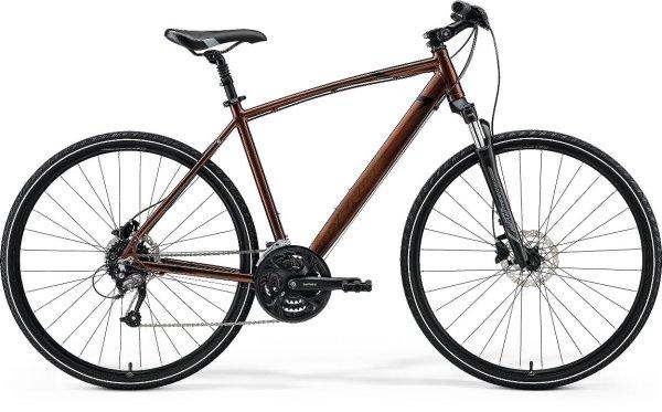 Merida bicikl Crossway 40 L(55cm) Brown 2021.