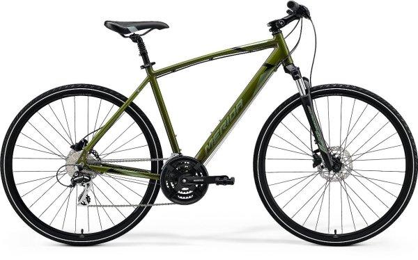 Merida bicikl Crossway 20-D L(55cm) Green 2021.
