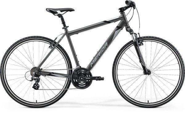Merida bicikl Crossway 10-V M-L(52cm) Grey 2021.