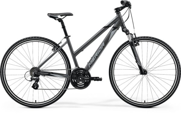 Merida bicikl Crossway 10-V Lady S(46cm) Grey 2021.