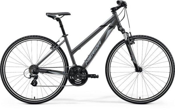 Merida bicikl Crossway 10-V Lady L(54cm) Grey 2021.