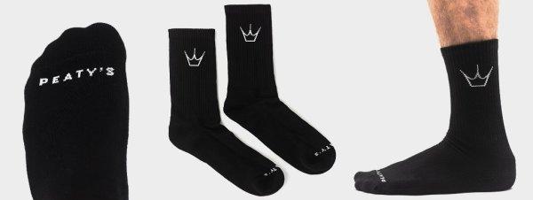Peaty's Čarape Shredsocks
