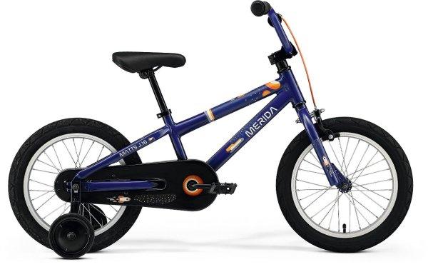 Merida bicikl Matts J.16 Blue 2021.