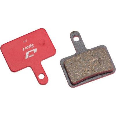 Disk pakne Shimano 525 Jagwire 25-pak ORGANIC