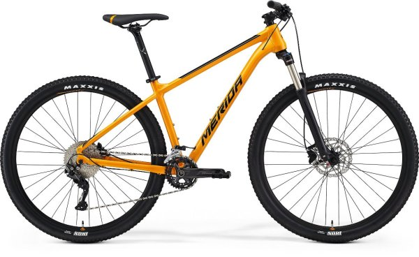 """Merida bicikl Big.Nine 300 XL(20"""") Orange 2021."""