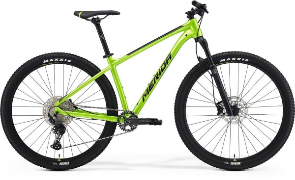 "Merida bicikl Big.Nine 400 L(18.5"") Green 2021."