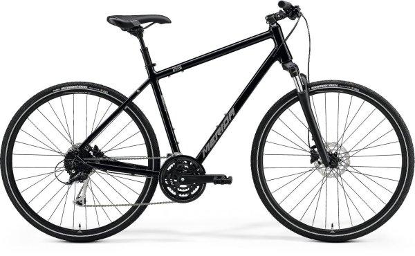 Merida bicikl Crossway 100 L(55cm) Black 2021.