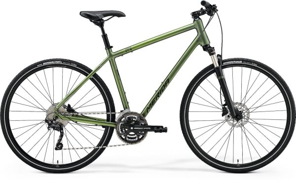 Merida bicikl Crossway 300 MT L(55cm) Green 2021.