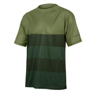 Endura Dres Single Track Core Green L