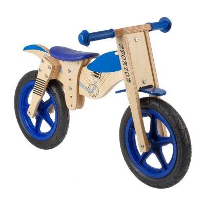 Bicikl guralica drvena MOTORBIKE