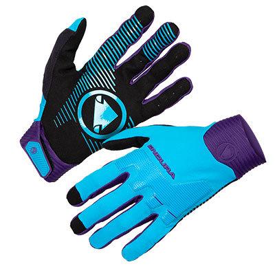 Endura rukavice MT500 D3O Blue XL