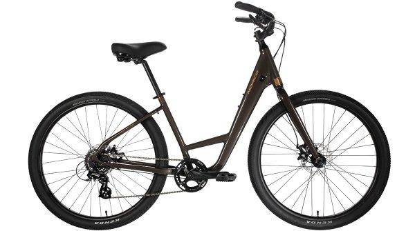 Norco Bicikl Scene 3 S Brown 2021.
