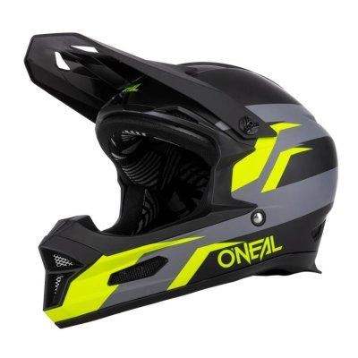 Kaciga Oneal Fury RL STAGE black/neon yellow L (59-60 cm)