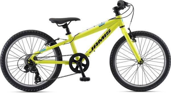 "Jamis bicikl X.20 Alu. 6br. 10"" Green 2021."