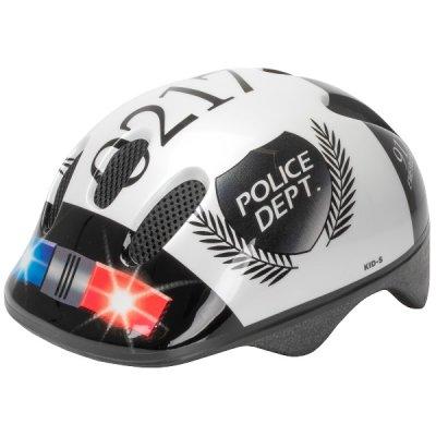 "Kaciga dječja ""POLICE"" 52-57cm 731004"