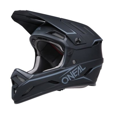 Kaciga Oneal Backflip SOLID black L (59-60cm)