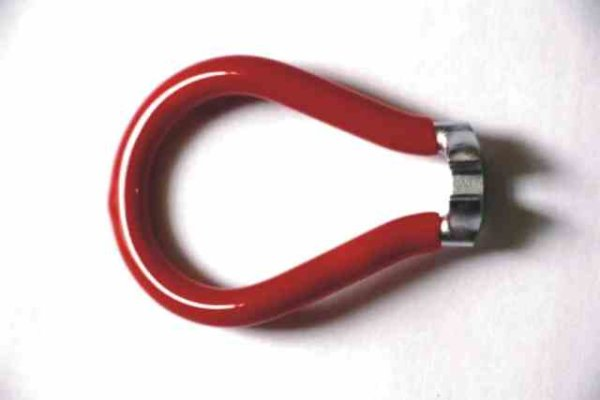 Kljuć za žbice crveni-B 3,4mm