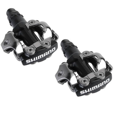 Pedale Shimano SPD PDM520 CRNE Sh.