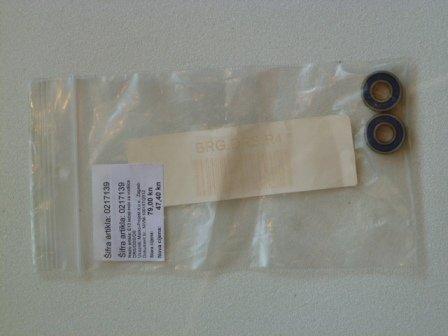 E13 ležaji-indo za vodilice DRS/DSS/DS