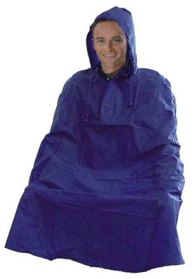 Kabanica za kišu plava 715153